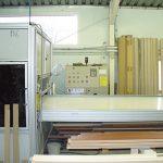 A biztonsági ajtó gyártásának folyamata