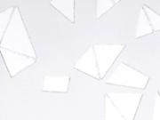 Biztonsági ajtó üvegtípus - Diamante, fehér