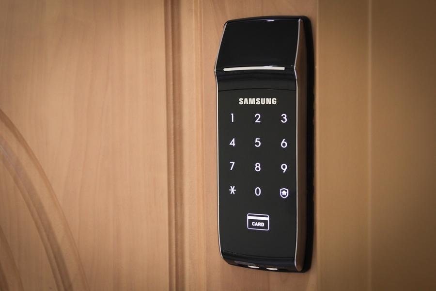 Samsung digitális másodzár