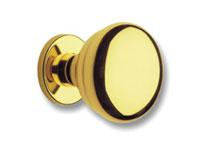 Milena (fix) gomb alakú kilincs