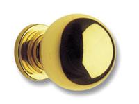 Sfera (fix) gomb alakú kilincs